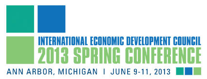International Economic Development Council 2013 Spring Conference