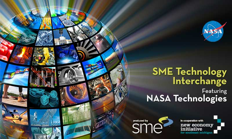 SME Technology Exchange featuring NASA Technologies